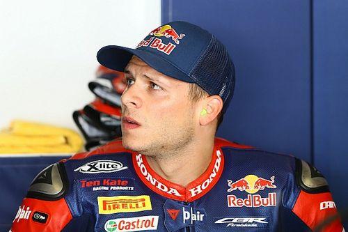 Honda: Bradl dovrebbe operarsi al polso e saltare Magny-Cours