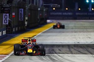 "Ricciardo : ""J'ai vu le chaos devant moi!"""