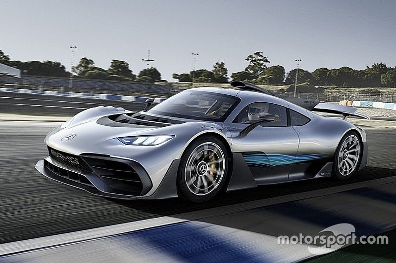 Fotogallery: ecco la splendida Mercedes-AMG Project One