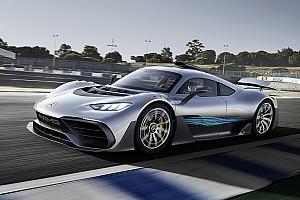Prodotto I più cliccati Fotogallery: ecco la splendida Mercedes-AMG Project One