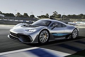 Fotogallery: ecco la splendida Mercedes-AMG Project One
