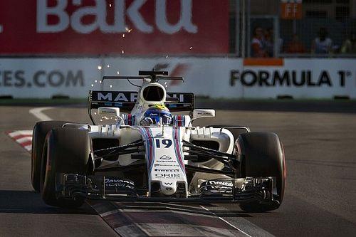 """Massa lamenta corrida """"espetacular"""" em Baku"""