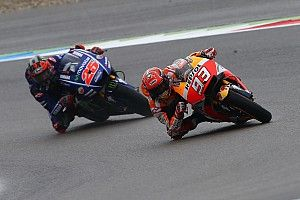 """Marquez """"playing"""" with MotoGP rivals, says Crutchlow"""