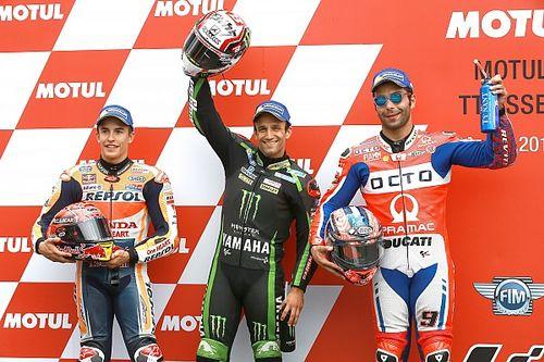 Assen MotoGP öncesi: Yarış Gridi