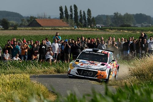 Reli Ypres Isi Slot Inggris Raya dalam Kalender WRC 2021