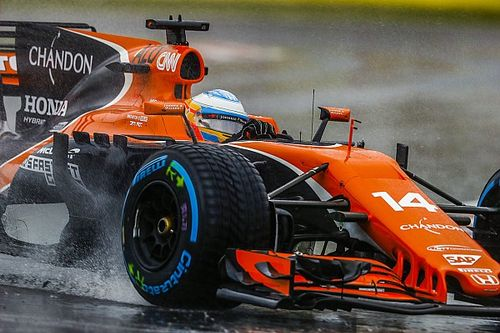 F1-coureurs pleiten voor extra set regenbanden voor vrijdagtrainingen