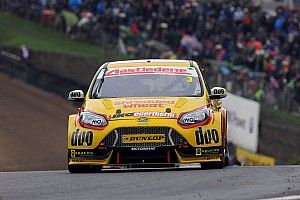 Jackson parts ways with Motorbase BTCC team