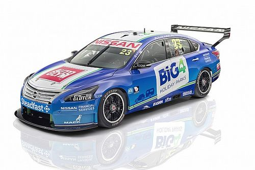 New Bathurst liveries for Nissan, HSV Racing