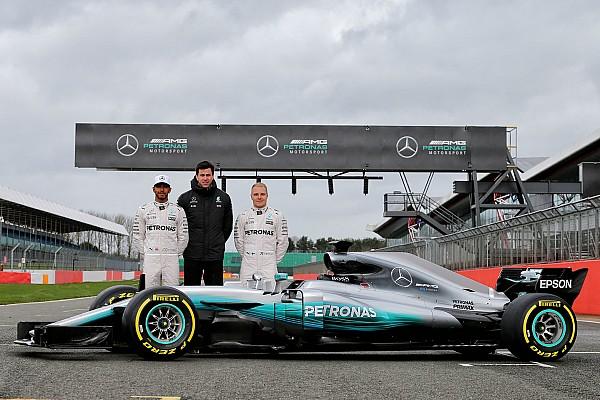 Formule 1 Analyse Technique - Ce que cache la Mercedes W08