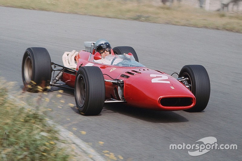 Retro: Alle Formule 1-wagens van Ferrari sinds 1950