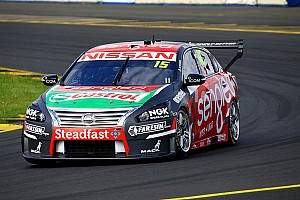 Supercars Testing report Rick Kelly tops Supercars tyre test