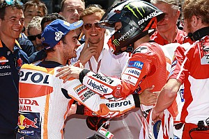 """MotoGP Noticias de última hora Pedrosa responde a las quejas: """"Siempre vamos al límite, no sólo aquí"""""""