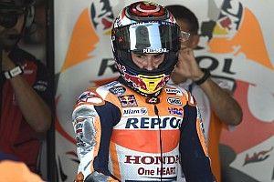 【MotoGP】5度転倒のマルケス「いつも以上にプレッシャーを感じた」