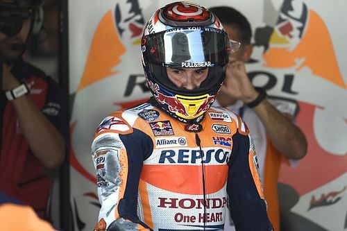 Marquez: Barcelona race was more pressure than a title decider