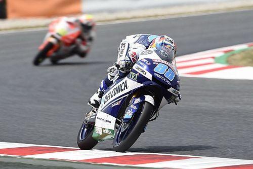 Martin ongenaakbaar in kwalificatie GP Catalonië