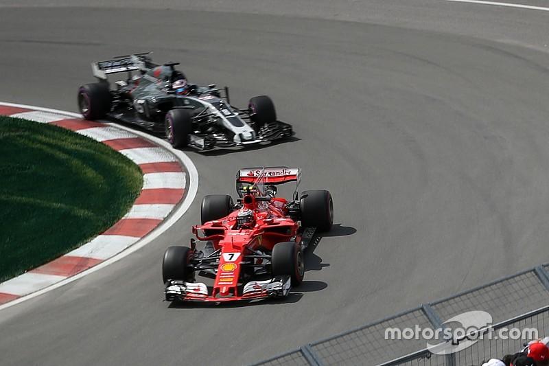 """Grosjean : S'il y a un baquet chez Ferrari, """"je pense être bien placé"""""""
