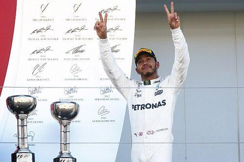"""Hamilton punge la Ferrari: """"Chi sopravvive è il più adatto alla F.1"""""""
