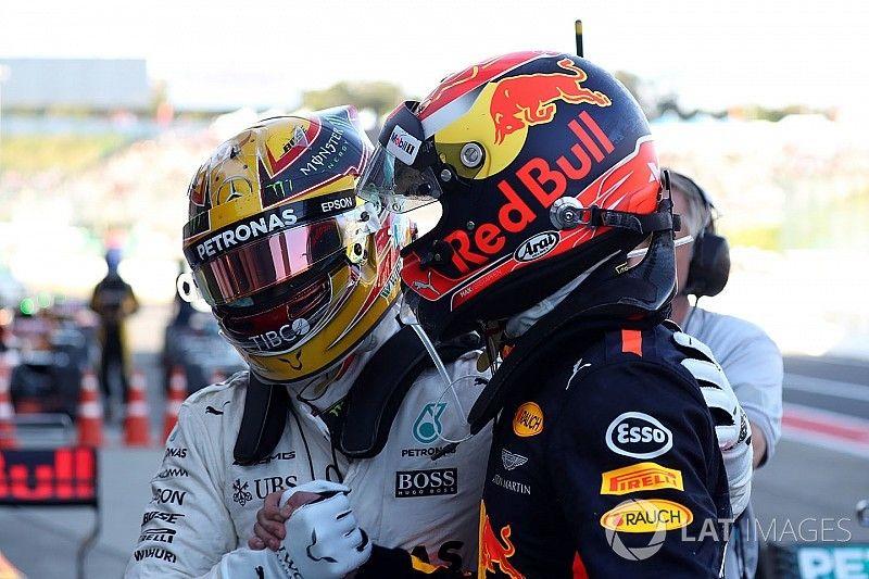 Verstappen: Passar Hamilton era impossível mesmo sem tráfego