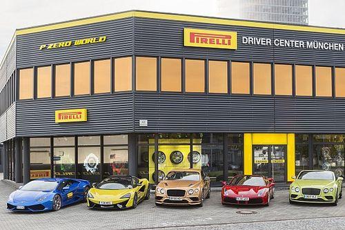 Pirelli'nin Avrupa'daki ilk P Zero mağazası Münih'te açıldı