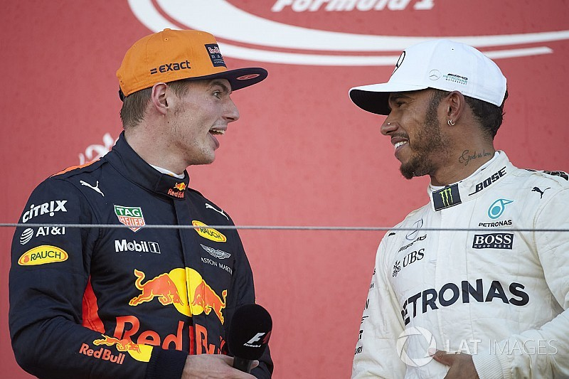 Verstappen form will keep me motivated, says Hamilton