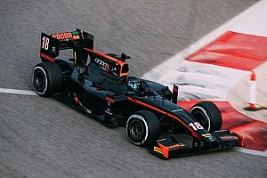 FIA F2 Репортаж з тестів Протеже McLaren де Вріс став лідером тестів Ф2