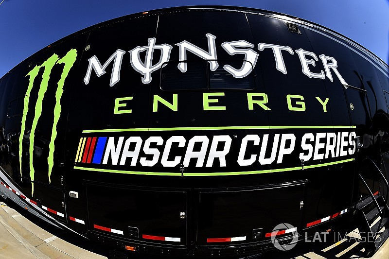 Monster Energy extends title sponsorship of NASCAR Cup Series