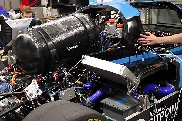 Acceso il motore tutto a idrogeno dell'innovativa Forze VII!