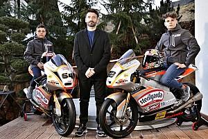CIV Moto3 Ultime notizie Max Racing Team: ecco la squadra di Biaggi per la Moto3 del CIV