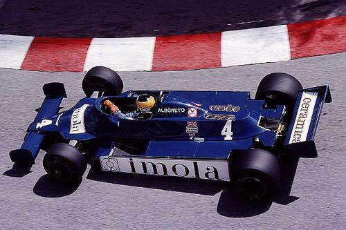 Középcsapat közepes autója a nyolcvanas évekből: Tyrrell 010