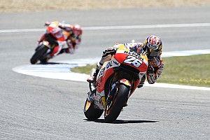 Harde voorband was grootste zorg voor Jerez-winnaar Pedrosa