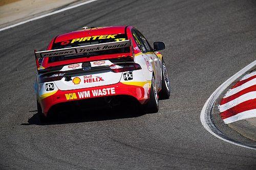 Perth Supercars: McLaughlin wins as Penske dominates