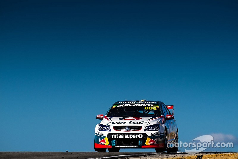 Triple Eight looking into Lowndes qualifying form
