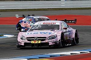 DTM Репортаж з практики DTM у Хоккенхаймі: Mercedes домінує у другому тренуванні