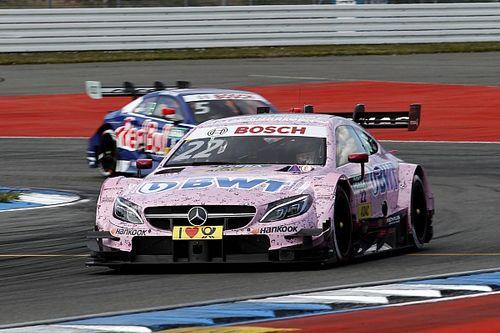 Hockenheim DTM: Auer leads Mercedes 1-2-3 in first qualifying