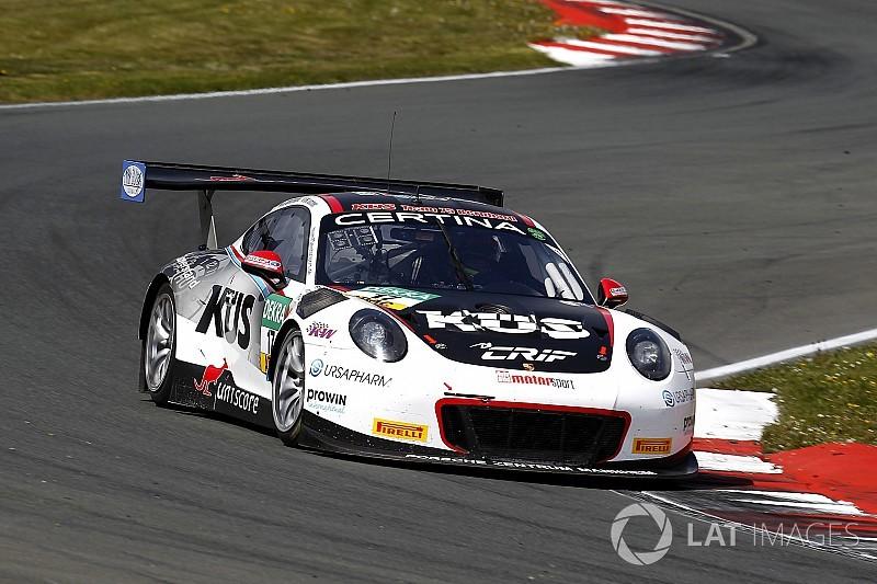 Bernhard S Works Backed Porsche Squad Enters Spa 24 Hours