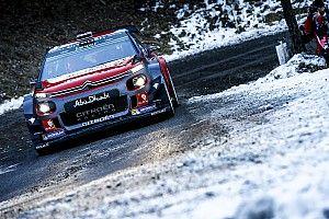 Road car collision ends Meeke's Monte Carlo Rally