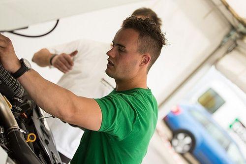 Dino Calcum guiderà la Opel Astra della Lubner Motorsport