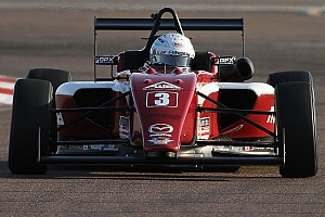 USF2000 Qualifying report Indy GP USF2000: Askew leads Cape 1-2 to take pole