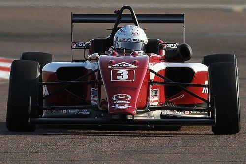 Indy GP USF2000: Askew leads Cape 1-2 to take pole