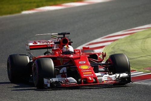 "Vettel rejeita favoritismo da Ferrari: ""ainda é cedo"""