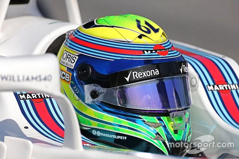 """Massa : Revenu car """"les choses arrivent pour une bonne raison"""""""