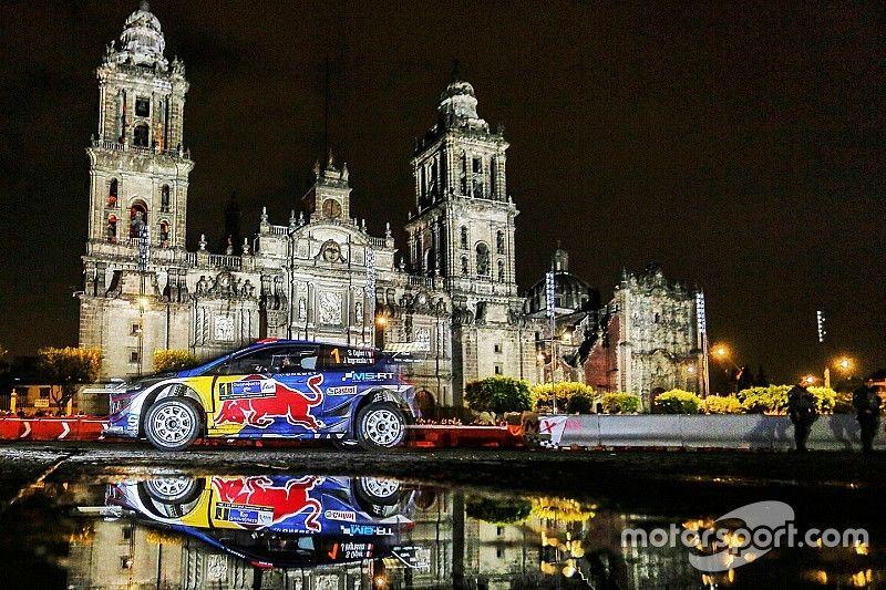 Un atasco de más de 15 km cancela dos etapas del Rally de México
