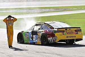 Босс NASCAR объяснил драку в Вегасе эмоциональностью спорта