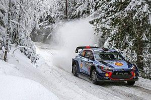 Sweden WRC: Neuville extends lead, Tanak closes on Latvala