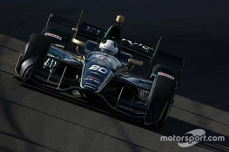 Carpenter suffers in day of contrasts for ECR at Phoenix