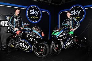 Sky Racing Team VR46 panaskan persaingan Moto2