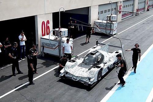 Nieuw sportscar-avontuur voor Montoya