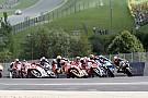 Положение в зачете MotoGP после Гран При Австрии