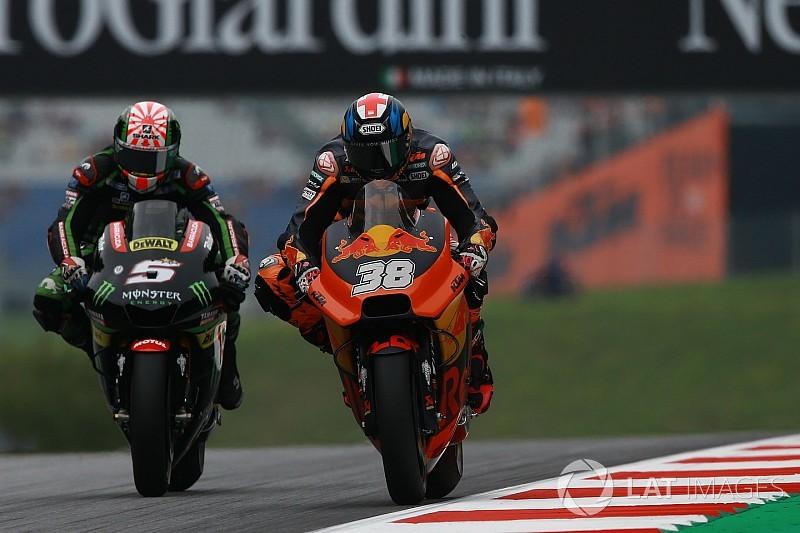 Tech 3 to partner KTM after Yamaha split
