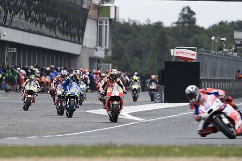 Silverstone'da yeni bir motosiklet değişim formatı denendi